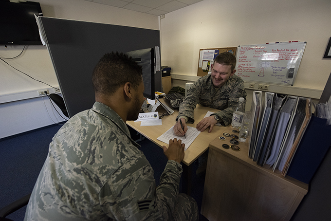 Guardsmen find success in training at Spangdahlem