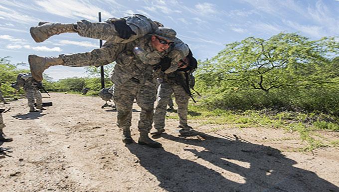 141st SFS trains for jungle warfare in Hawaii