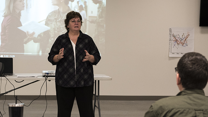 Washington Air and Army National Guard unite for peer-to-peer support training